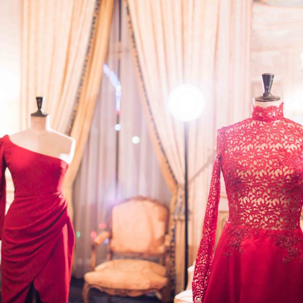 Semaine de la Haute Couture - Sakina Paris